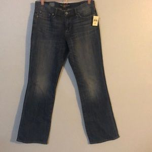 NWT Lucky Brand Sweet-N-Low Jeans